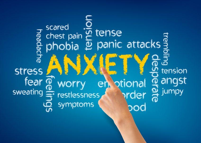 Anxiety Symptoms (Video)