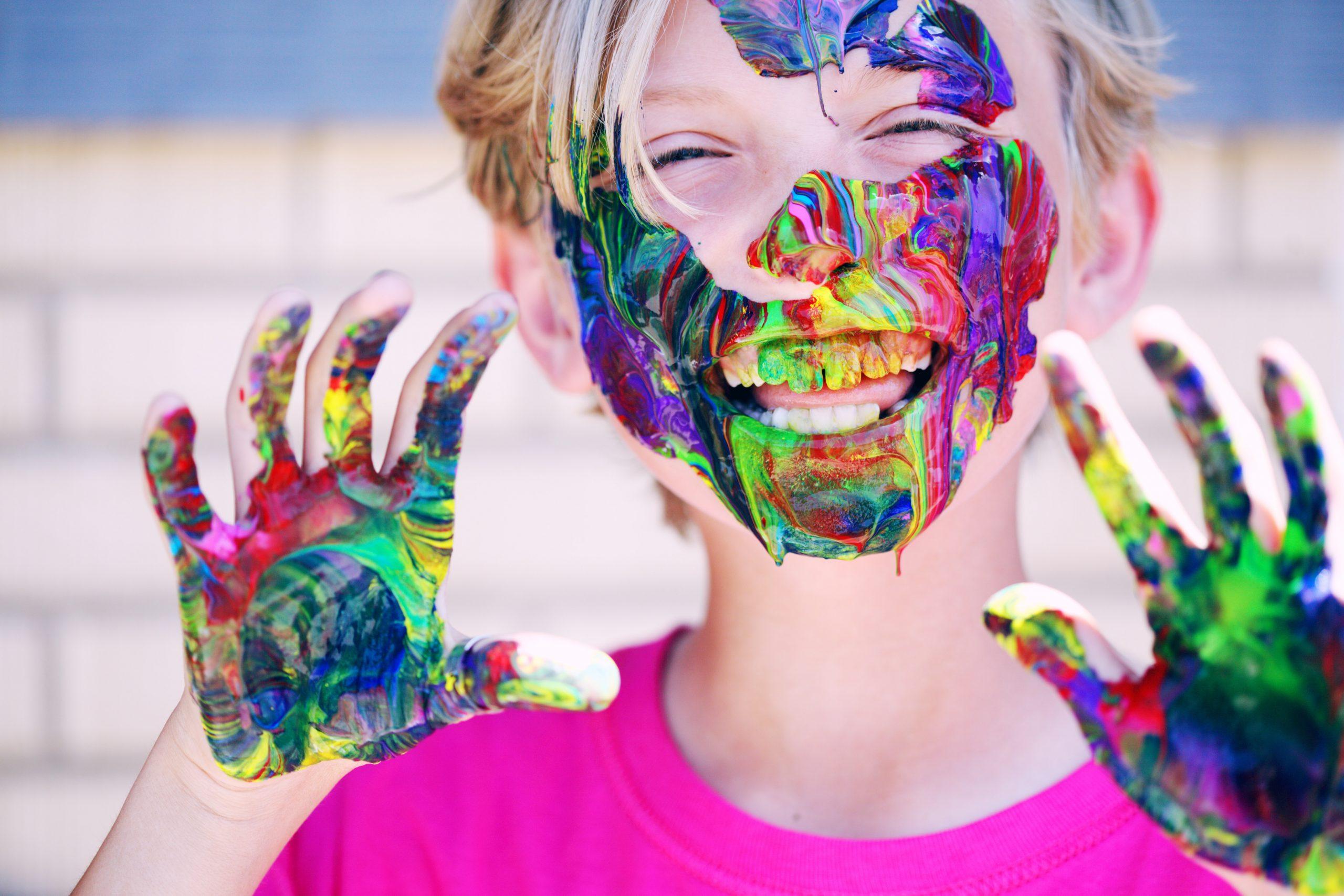 Fun activities with kids